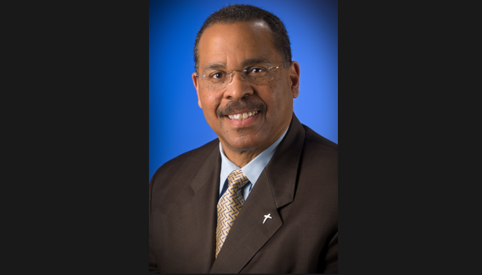 Official photo of Ken Blackwell of the Family Research Council
