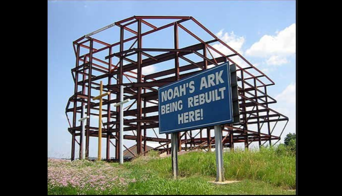 Noah Ark site in Maryland