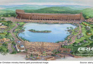 Ark Encounter Theme Park