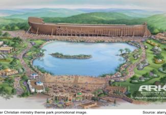 Ark Encounter Theme Park