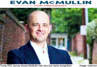Evan McMullin For President Photo