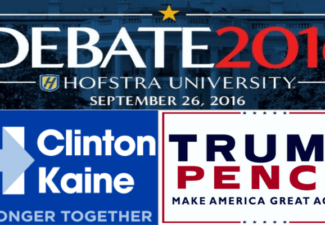 2016 Presidential Debate at Hofstra