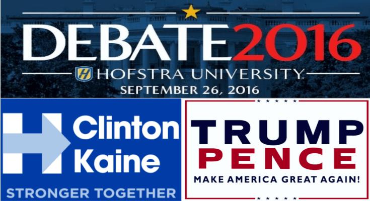 2016 Presidential Debate at Hofstra