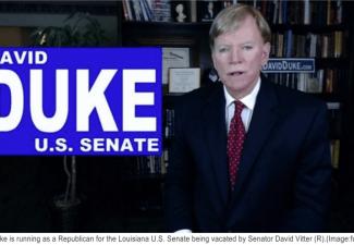David Duke for Senator 2016