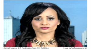 Katrina Pierson on CNN