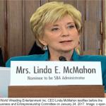 SBA Administrator Linda McMahon testimony