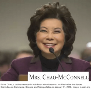 Transportation Secretary Elaine Chao Testifies