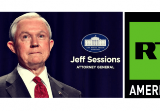 Jeff Session Attorney General on RT America
