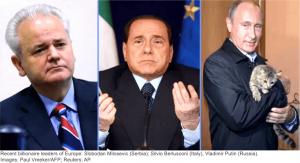 Europe dictators