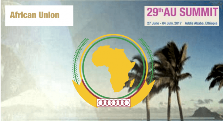 African Union 29th Summit
