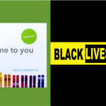 23andMe and Baltimore Black Lives Matter Logos