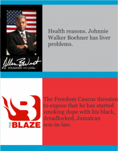 The Blaze Why Speaker John Boehner Resigned